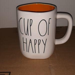 Rae Dunn LL CUP OF HAPPY Mug